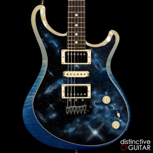 Knaggs Severn HSH Tier 3 Faded Blue Galaxy, Brand New, Original Hard