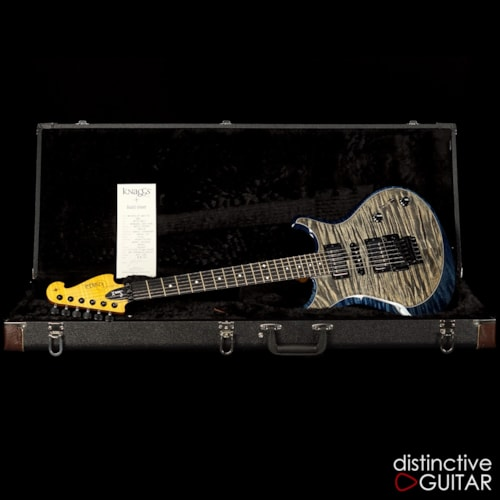 Knaggs Severn XF Charcoal/Midnight Blue, Brand New, $4,939.00
