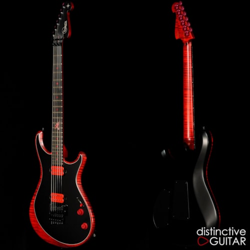 Knaggs T2 Severn SS-XF Indian Red / Black
