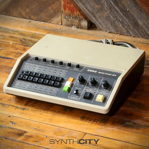 Korg Rhythm 55 Analog Drum Machine