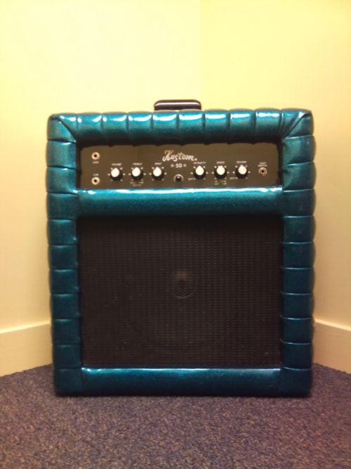 No Credit Check Credit Cards >> Kustom K-50-2 Cascade Green > Amps & Preamps | Empire Guitars RI