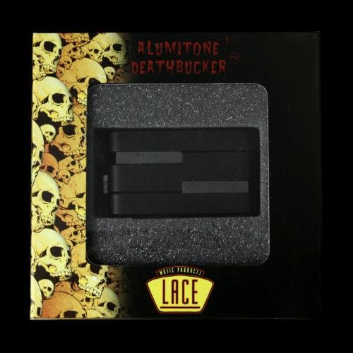 Lace Alumitone Deathbucker Humbucker Pickup (Black) Brand New, $99.99