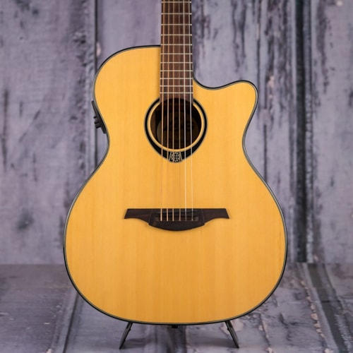 LAG Used Lag Tramontane T66ACE Acoustic Electric, Natural Very Good, $289.99