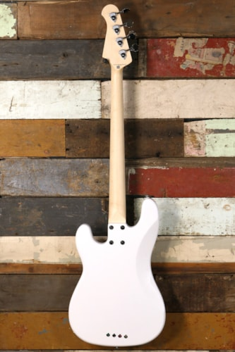 Lakland Skyline 44-64 Custom PJ White - Laurel Fingerboard