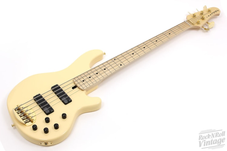 Lakland Skyline 55-01 White With Gold Hardware Brand New $937.00