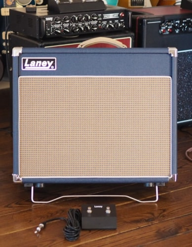 Laney L20T 112 Blue/Beige