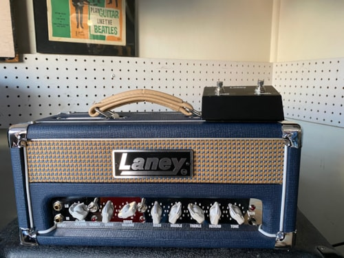 Laney  L5 Studio Blue
