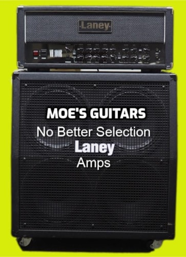 Laney Lionheart and More On Sale at Moe's Guitars