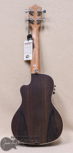 LANIKAI Concert Acoustic Electric Ukulele with Cutaway & Ziracote Top, Back & Sides Brand New, $329.00