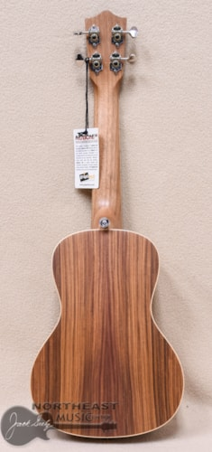 LANIKAI Concert Ukulele with Solid Sitka Spruce Top and Morado Back and Sides Brand New $209.00