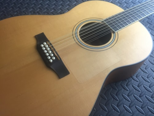 Larrivee LARRIVEE L-03-12 12 String ACOUSTIC GUITAR #05185 Natural, Excellent, Hard, $999.99