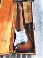 1958 Fender LEFTY Strat