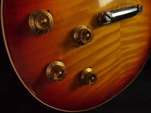 Left Handed 1959 Gibson Les Paul Standard Conversion