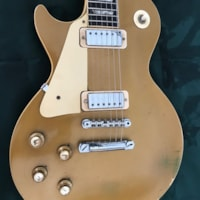 1970 Gibson LEFTY Les Paul Deluxe