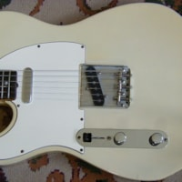 1969 Fender LEFTY Tele