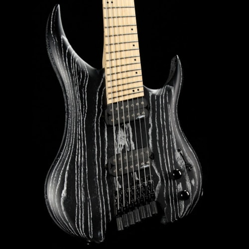 Legator Ghost GHFB7 Fanned Fret 7-String Washed Black Brand New, $849.00