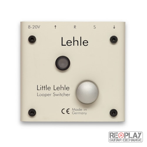 Lehle - Little Lehle II - true bypass looper and switcher *Open Box* Brand New, $117.99