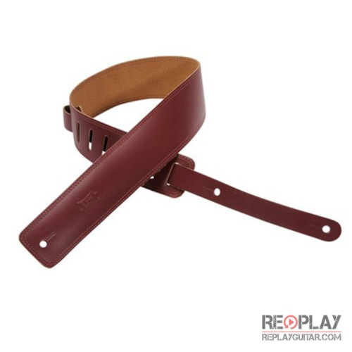 Levy's Basic Leather Strap DM1-BRG Brand New $19.99