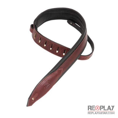 Levy's Classic Padded Strap MSS80-BRG