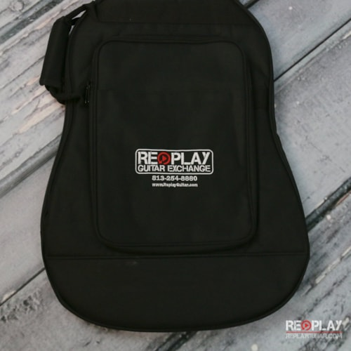 Levy's RGE Logo Electric Gig Bag