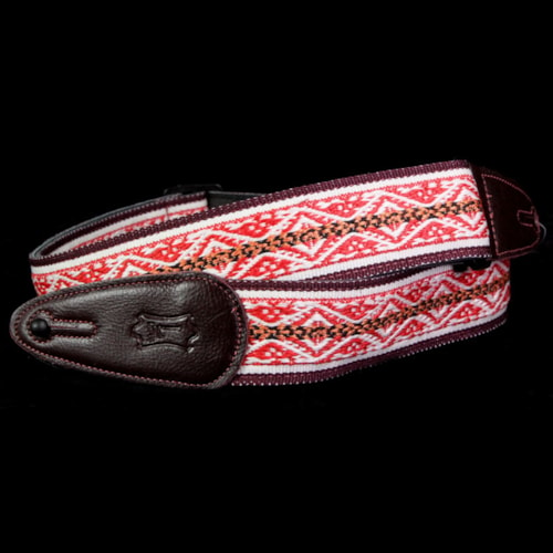 Levy's MGHJ2-007 Jacquard Guitar Strap Brand New $34.99