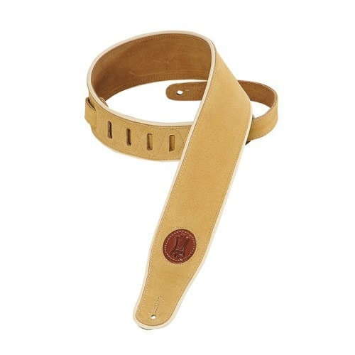 Levy's MSS3CP-TAN Standard Suede Strap Tan Brand New $39.00