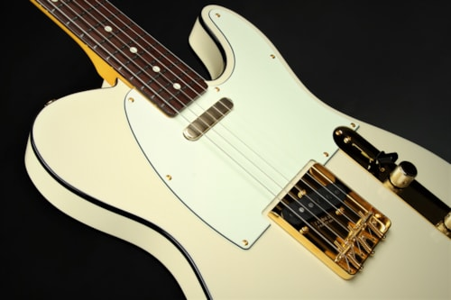 Fender Limited Edition Made in Japan Traditional 60s Telecaster Daybreak - Olympic White