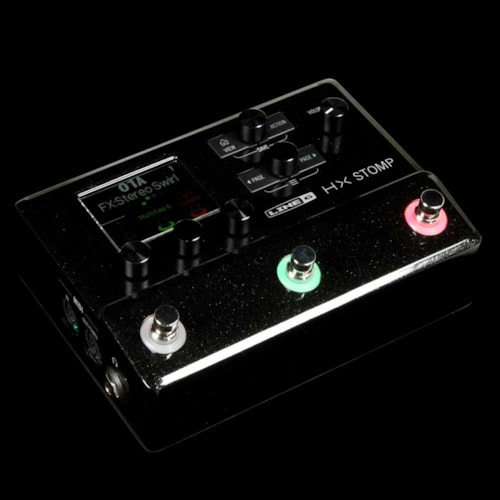 Line 6 Helix HX Stomp Effects Guitar Multi-Effects Processor Brand New $599.99