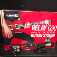 Line 6 Relay G-90 Wireless with two extra packs