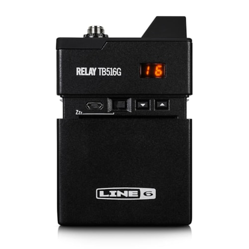 Line 6 Relay G70 Wireless Guitar Stomp, 16-Channel Brand New $499.99