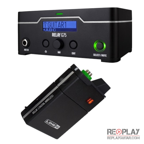Line 6 - Relay G75 Guitar Wireless System Brand New, $499.99