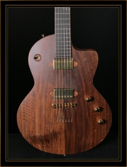 Lowden GL-10 with Koa Top