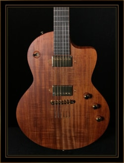 Lowden GL-10 with Tasmanian Blackwood Top