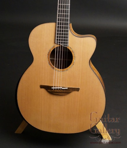 Lowden O50c with Bevel:  Mastergrade Koa