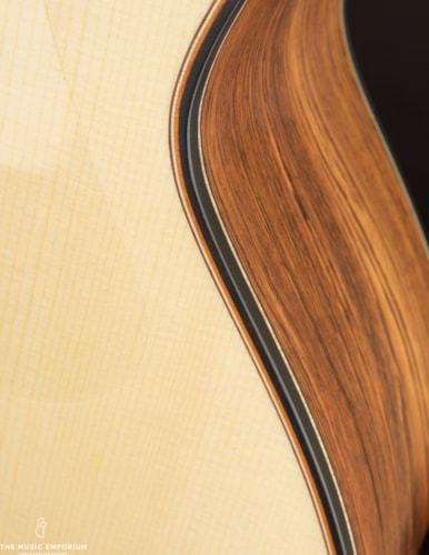 Lowden Pierre Bensusan Model Natural/Blonde