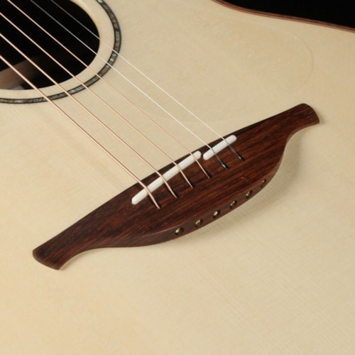 Lowden S35 Beveled Acoustic Alpine Spruce Natural