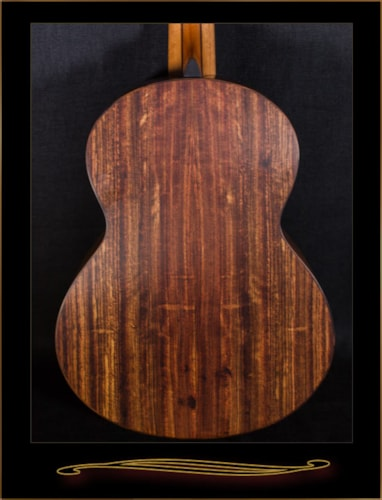 Lowden Wee Lowden 35 Fan Fret in Chechen with Redwood Top Brand New, Original Hard, $7,775.00