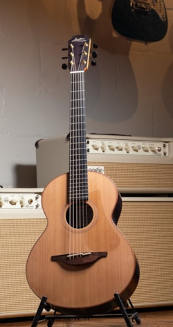 Lowden WL-25 Red Cedar, Indian Rosewood (774)