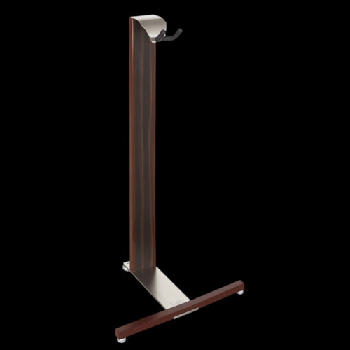 LSL Instruments LSL Arc Guitar Stand Brown and Macassar Ebony Brand New
