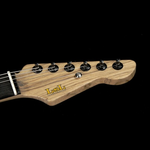 LSL Instruments LsL Instruments XT4 Deluxe Ziricote and Black Limba