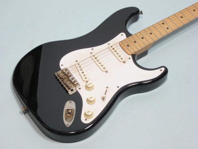LSL Saticoy Black with White pickguar, Brand New, Hard, $2,395.00