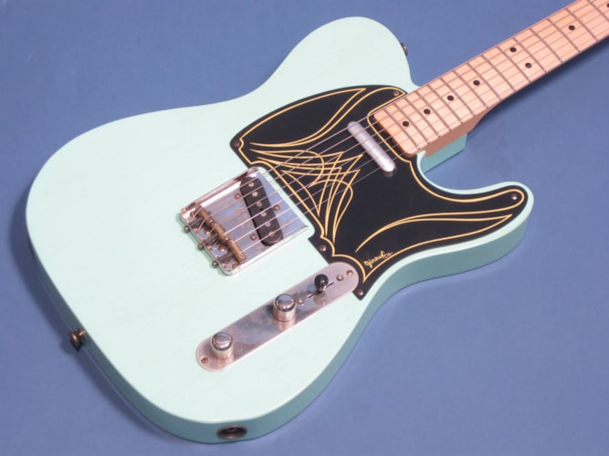 LSL T-Bone Surf Green, Brand New, Hard, $2,315.00