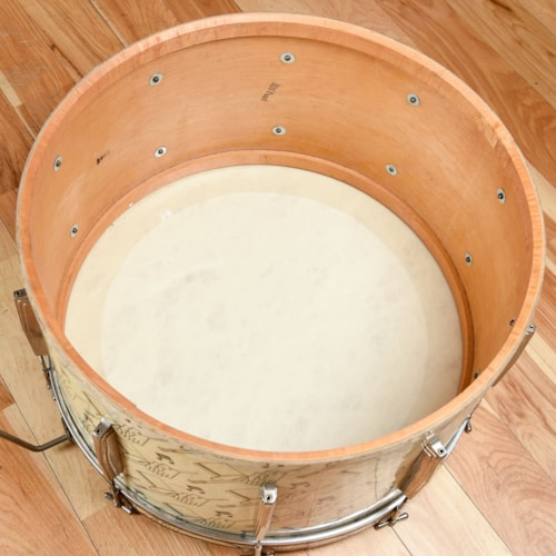 Ludwig & Ludwig 3pc 13/16/26 Top Hat & Cane Drum Kit 1946