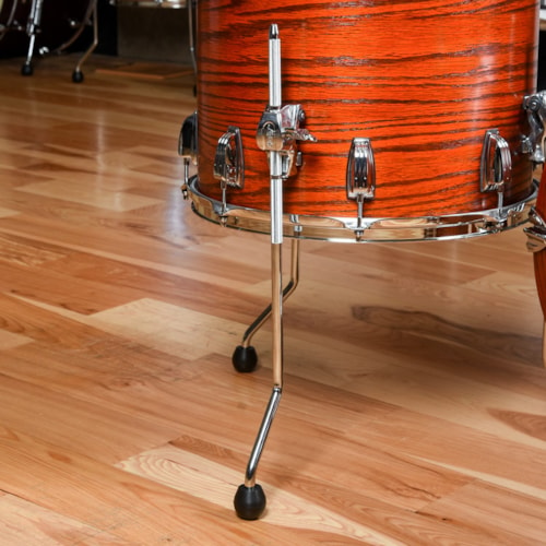 Ludwig Classic Oak 13/16/22 3pc. Drum Kit Tennessee Whiskey