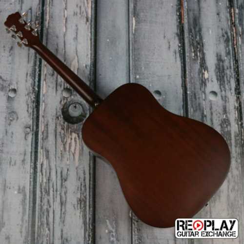 Luna Luna Wabi Sabi Dreadnought acoustic guitar Very Good, $139.99