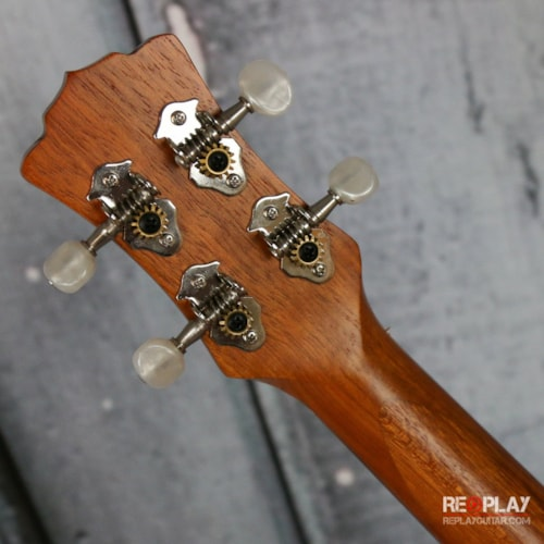 Luna Uke Tatoo Pineapple Mahogany *Demo Model*