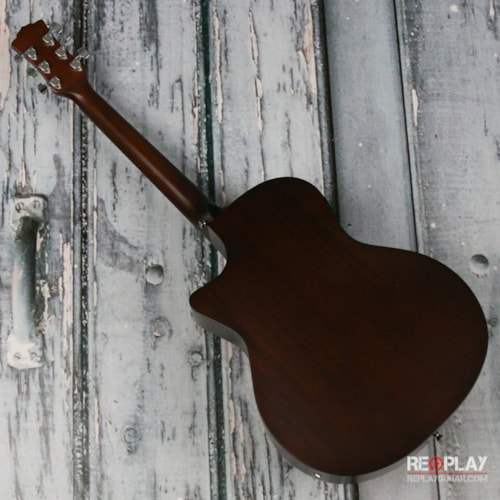 Luna WABI SABI Grand Concert Solid Top w/Pre Brand New, $249.00