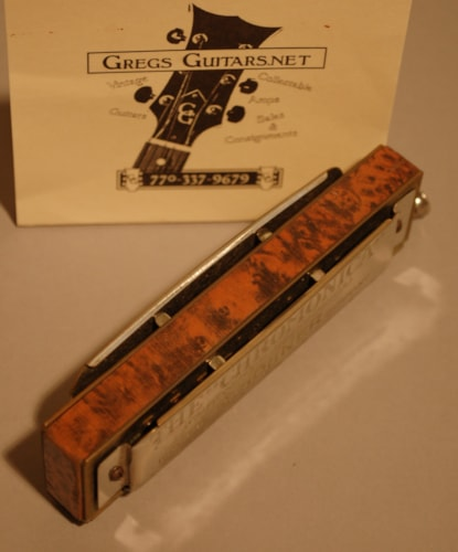 "M.Hohner The Chromonica key of ""C"", Good"
