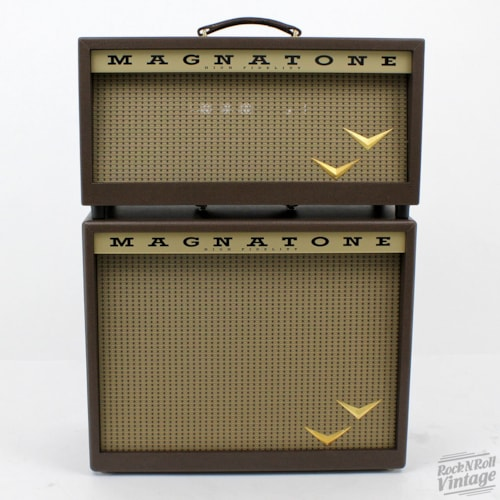 Magnatone 2x10 Panoramic Stereo Extension Cab Brand New $649.00