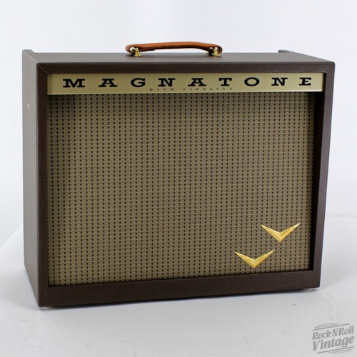 Magnatone Panoramic 2x10 Combo Brand New, $2,699.00